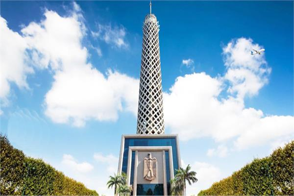 برج القاهرة في سطر