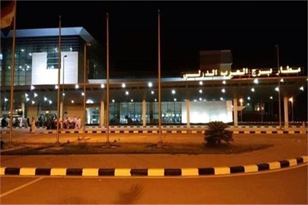 ليموزين مطار برج العرب