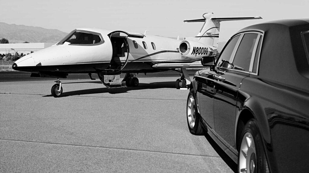 خدمة vip مطار برج العرب
